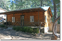 Flagstaff Log Cabin