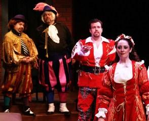 Mac Haydn Theater production