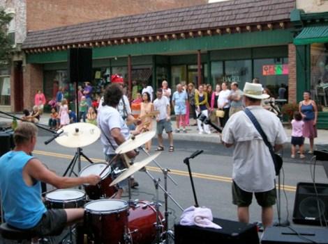 Main Street music