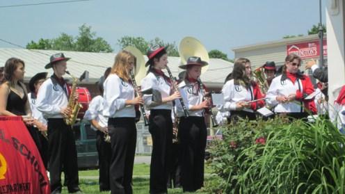 Veteran's Day band