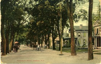 1910 - Kinderhook Street, Chatham, NY