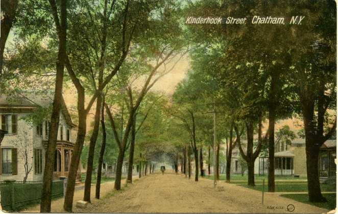 Kinderhook Street, Chatham, NY