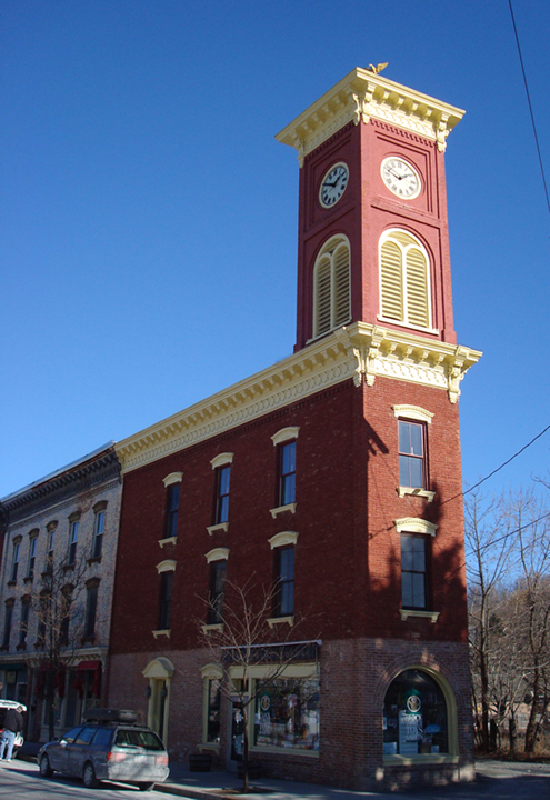 Chatham clocktower