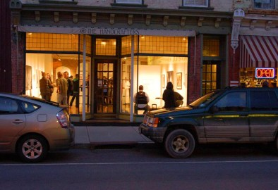 Main Street Gallery opening
