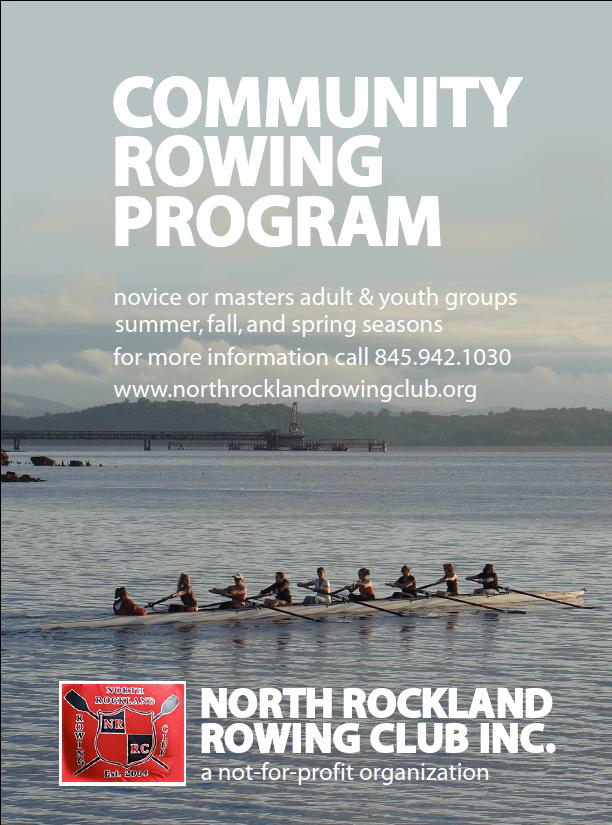 Community Rowing Program