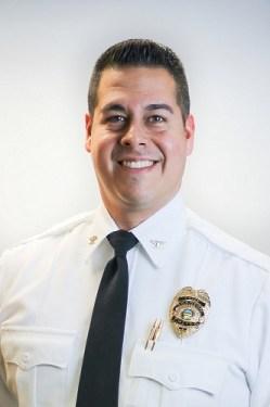 Police Chief Adam Berg
