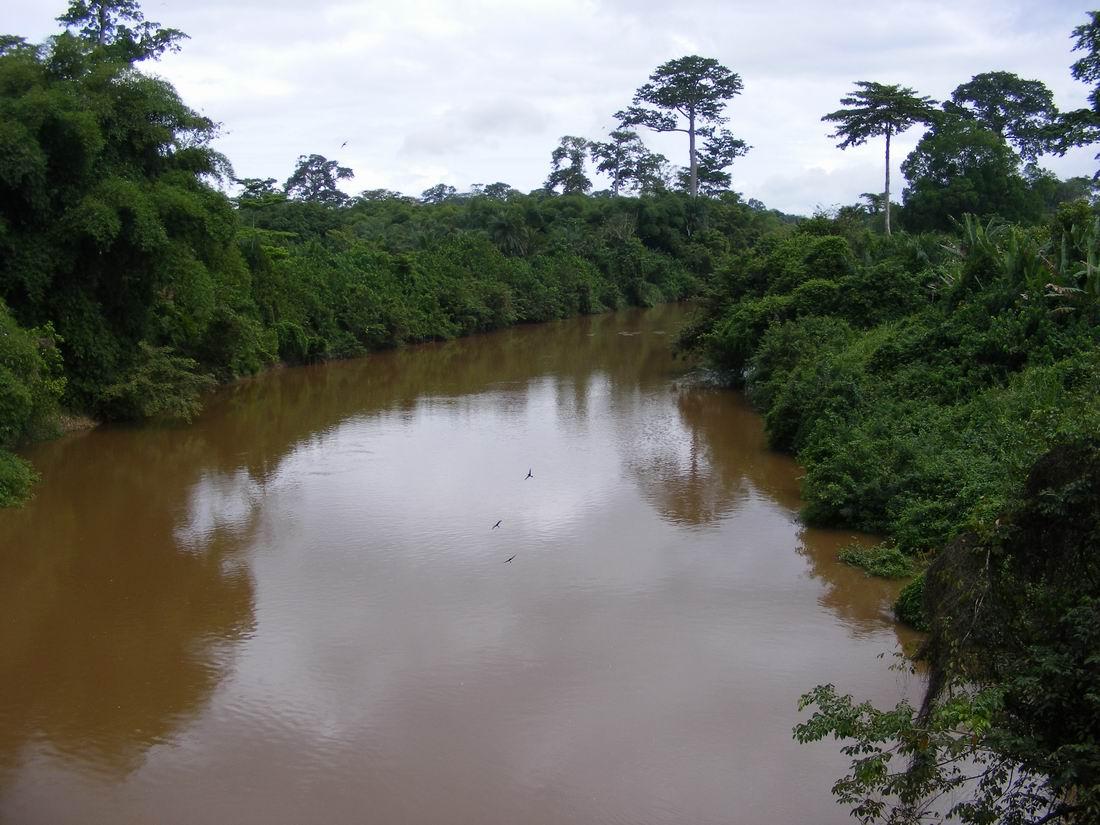 Nana Pra - downstream