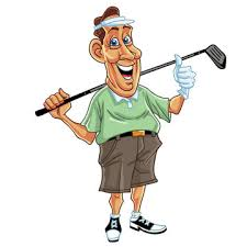 Golfer Clipart stock photos and royalty-free images, vectors and  illustrations | Adobe Stock