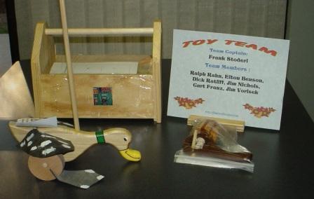 Toy Teams 2006