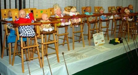 2006 Toys - Doll ladies