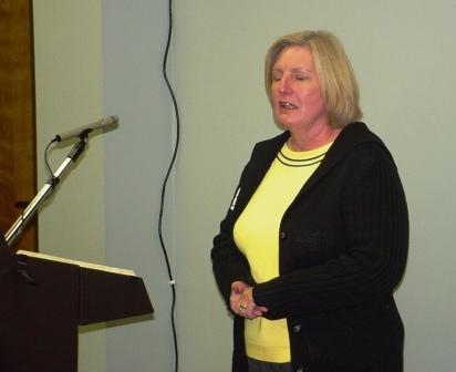 2006 Toys Project Recipients Shelter Representative