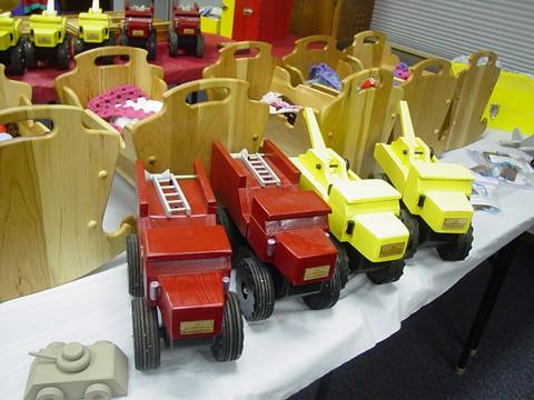 2011 Toys - Christian Outreach
