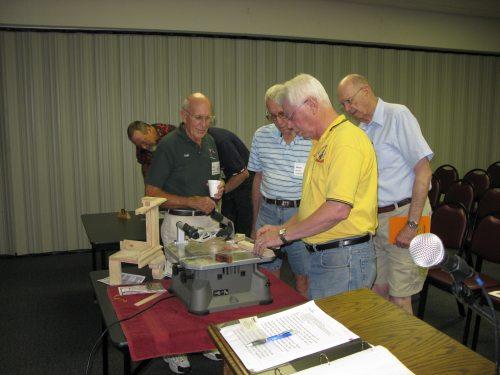 August 2011 Meeting