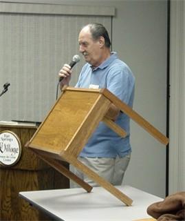 July 2011 Meeting