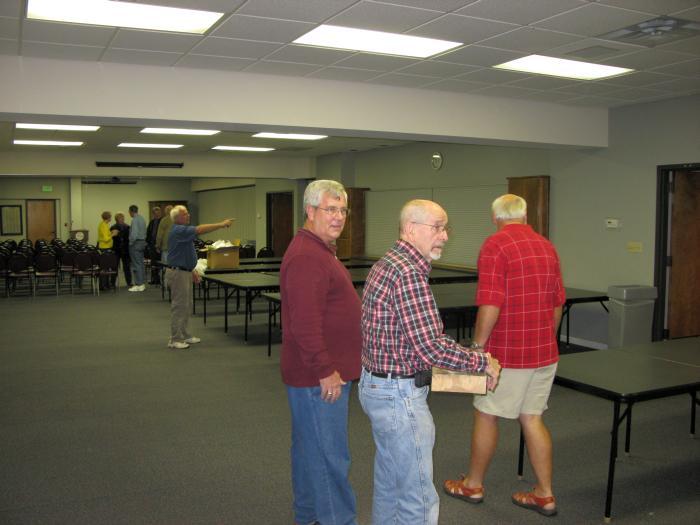 November 2011 Meeting