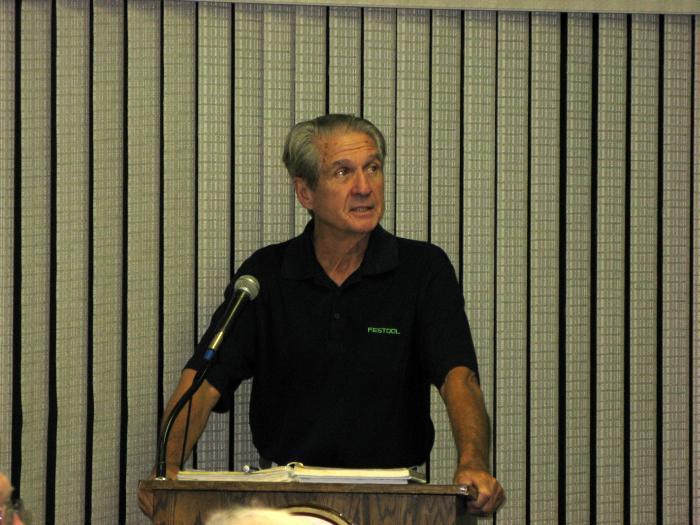 October 2011 Meeting