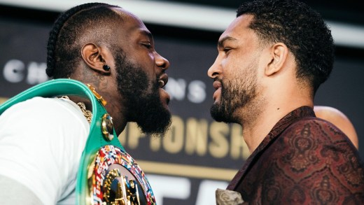 Wilder vs. Breazeale Heavyweight World Championship Headlines SHOWTIME CHAMPIONSHIP BOXING® Tripleheader This Saturday