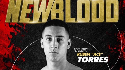 Top Prospect Ruben Torres Makes Headlining Debut Friday, July 26