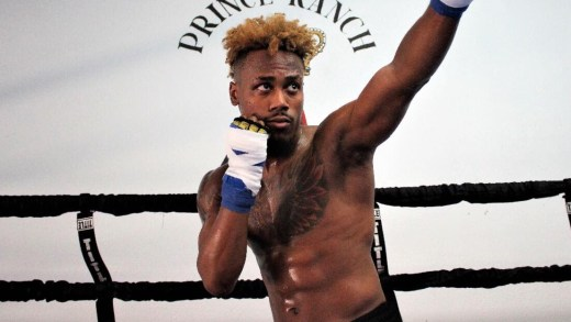 "RAEESE ALEEM – ""Make no mistake about it If I get him hurt I'm going for the knockout"""
