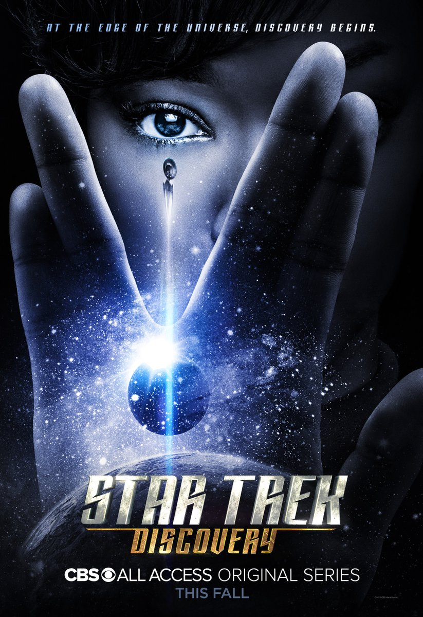 Star Trek Discovery Poster