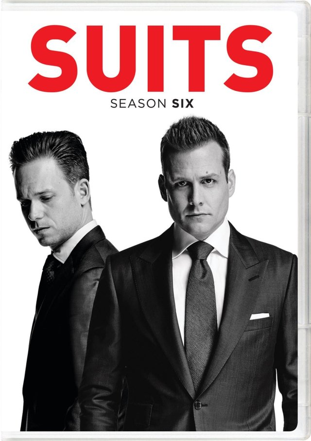 Suits Season 6 DVD