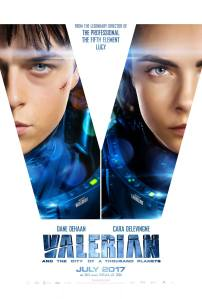 STX Entertainment's Valerian and the City of a Thousand Planets Poster