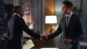 Suits, USA Network, Episode 3