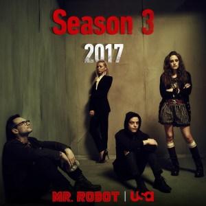 Mr. Robot ,Season 3, USA Network