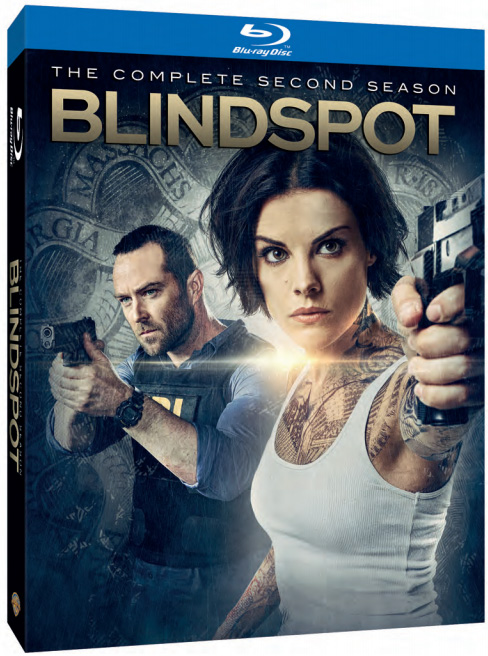 Blindspot, Season 2, Warner Home Video