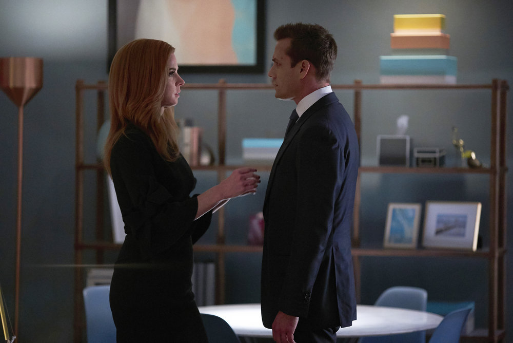 Suits, Season 7, Episode 9, USA Network