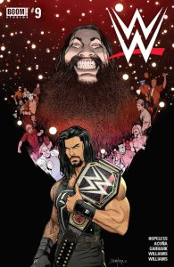 WWE #9, BOOM! Studios