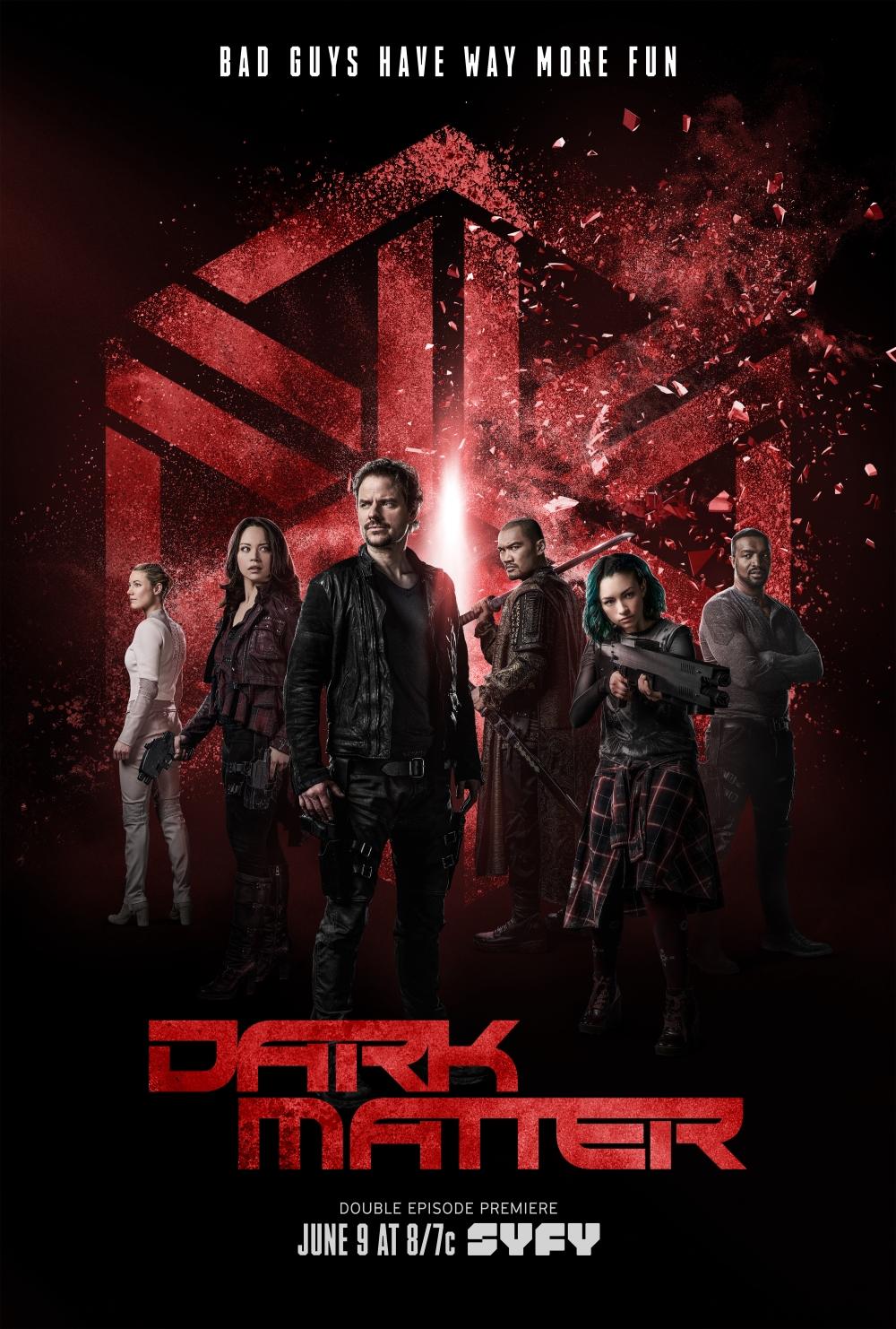 Dark Matter, Season 4