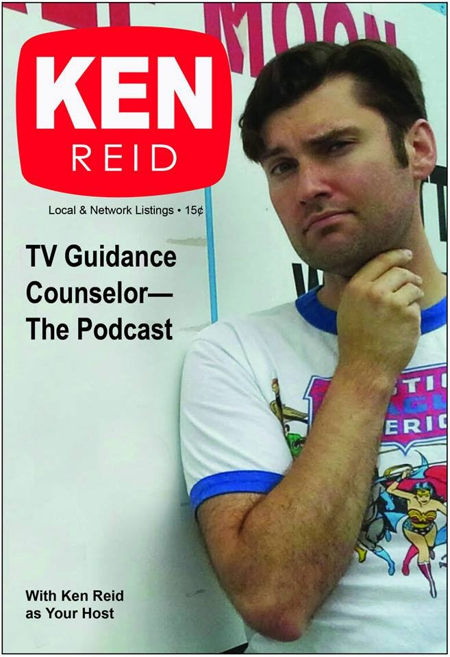 TV Guidance Counselor Podcast, Ken Reid