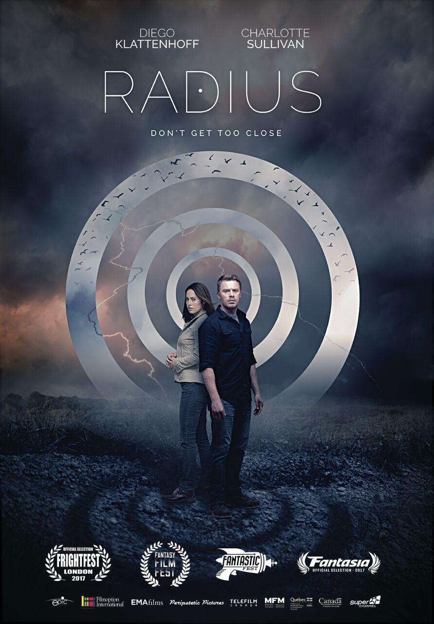 Radius, Diego Klattenhoff Charlotte Sullivan, Radius