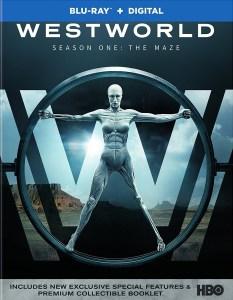 Westworld, Westworld Season One DVD