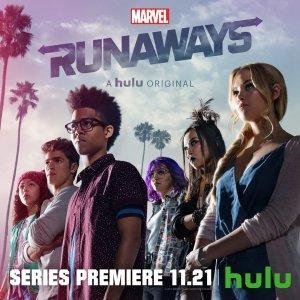 Marvel's Runaways Hulu, Runaways, Marvel