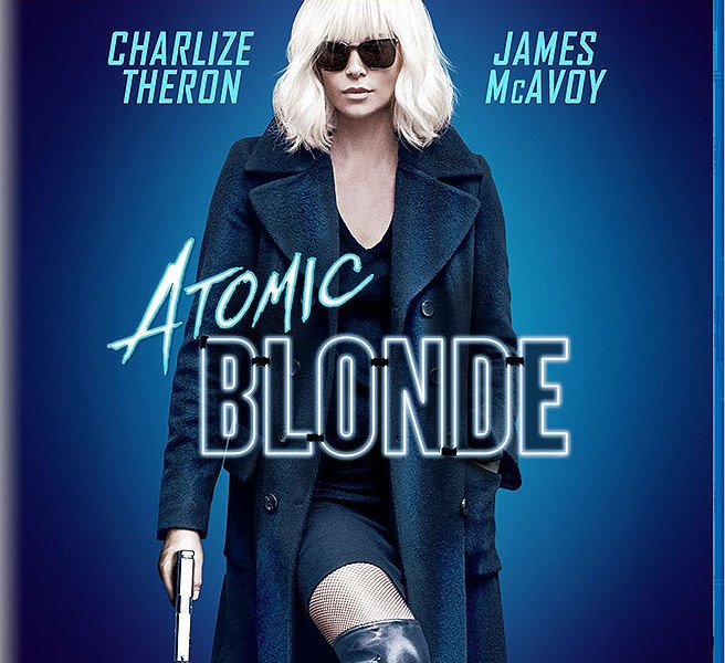 5 Reasons To Get Charlize Theron's 'Atomic Blonde' DVD!