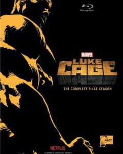 Luke Cage Season 1, DVD,