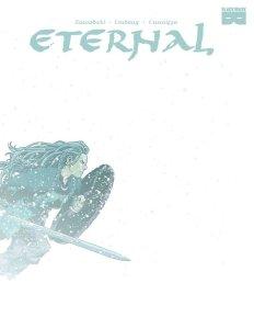 Ryan K. Lindsay Eternal, Eternal, Black Mask Studios