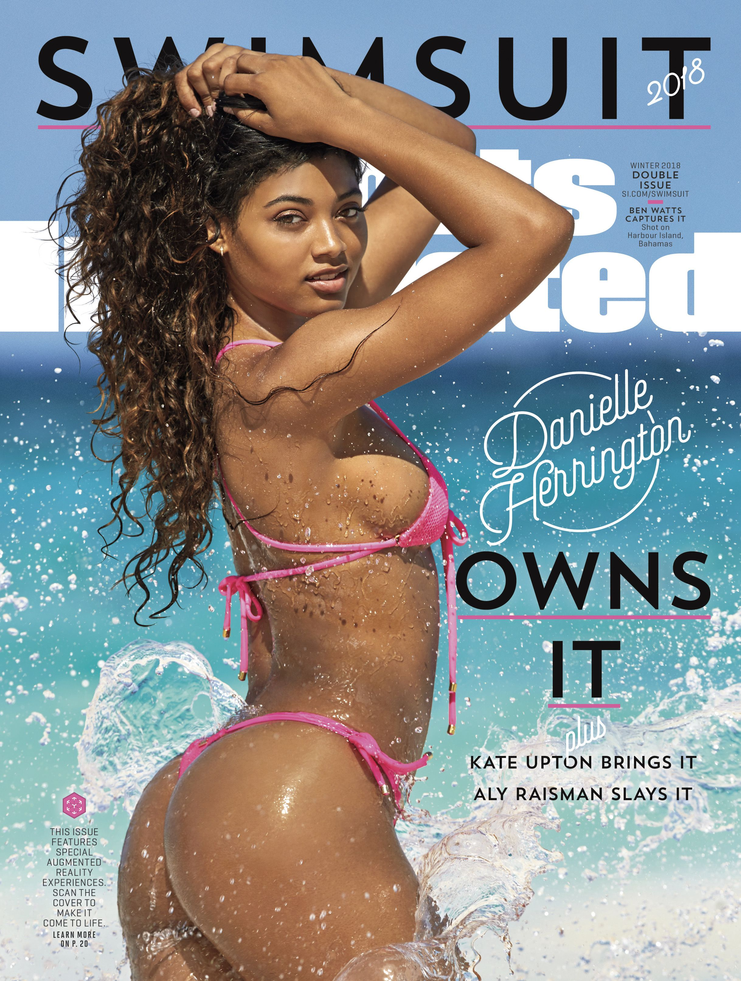 Danielle Harrington Sports Illustrated, Sports Illustrated 2018