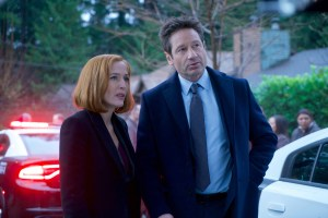 X-Files Season 11 Episode 8, Fox