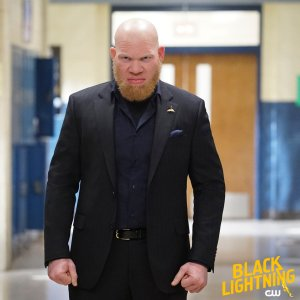 Black Lightning Episode 12, CW