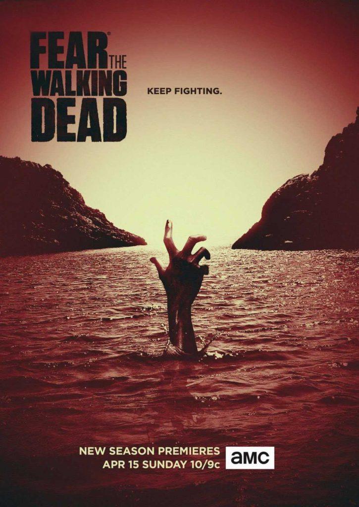 Fear Walking Dead Season 4 Premiere, AMC