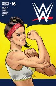 WWE #16, BOOM! Studios