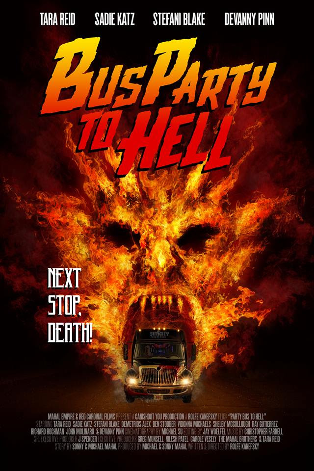 Image result for Party Bus to Hell 2018
