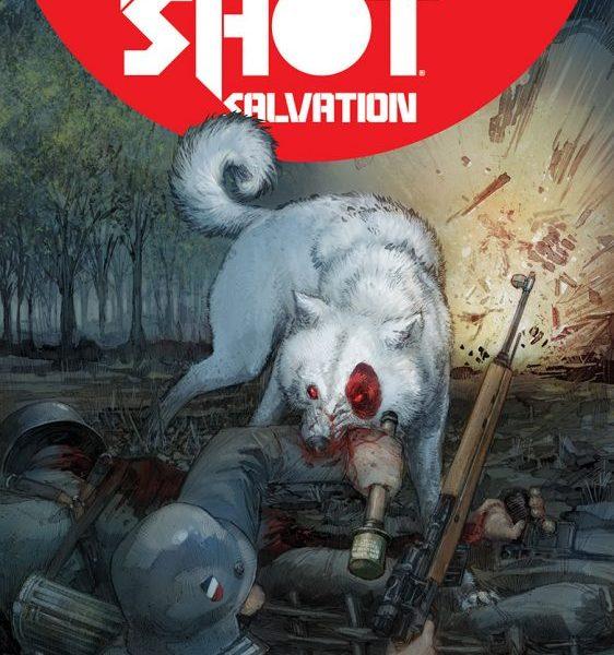 5 Reasons To Get 'Bloodshot Salvation' #9 (Valiant Entertainment)!