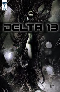 Delta 13 #1, IDW Publishing