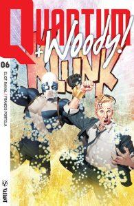Quantum + Woody! #6, Valiant Entertainment