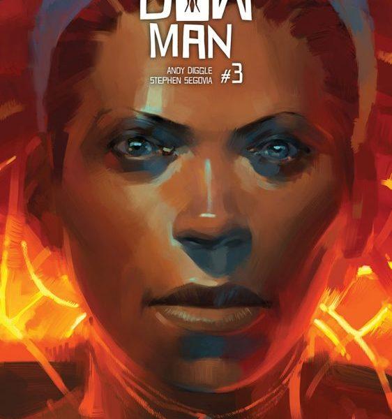 5 Reasons To Get Shadowman #3 (Valiant Entertainment)!