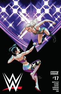 WWE #17, BOOM! Studios